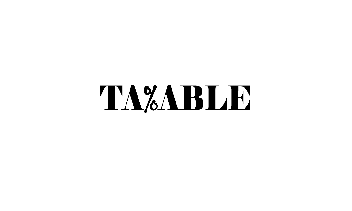 Taxable cover