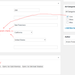 Taggernaut settings screenshot