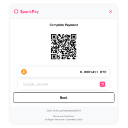 SpankPay - Complete Payment Method
